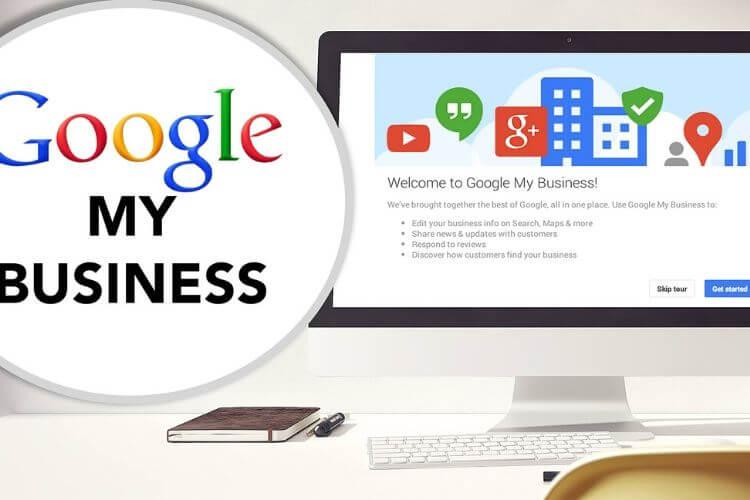 référencement local de votre page google my business