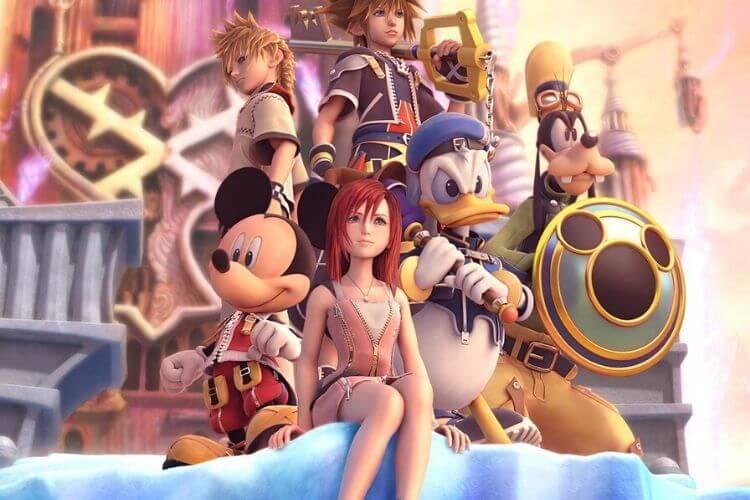 jeux vidéo éducatifs Kingdom Hearts 2