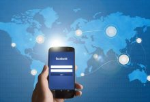 réseau professionnel avec Facebook
